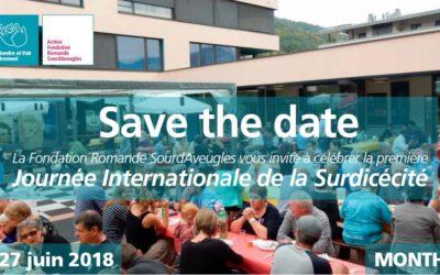 Journée Internationale de la Surdicécité