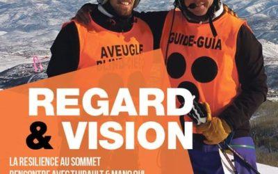 Regard et vision, rencontre avec Thibault et Mano
