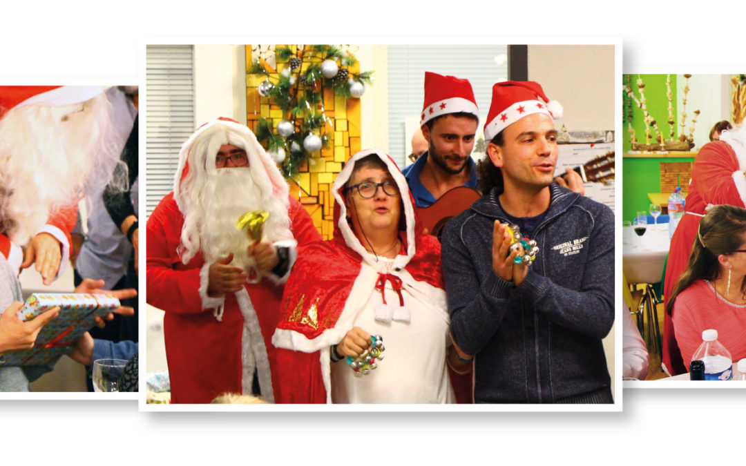 Soyez le Père Noël qui leur offre de grands moments de joie et de fête !