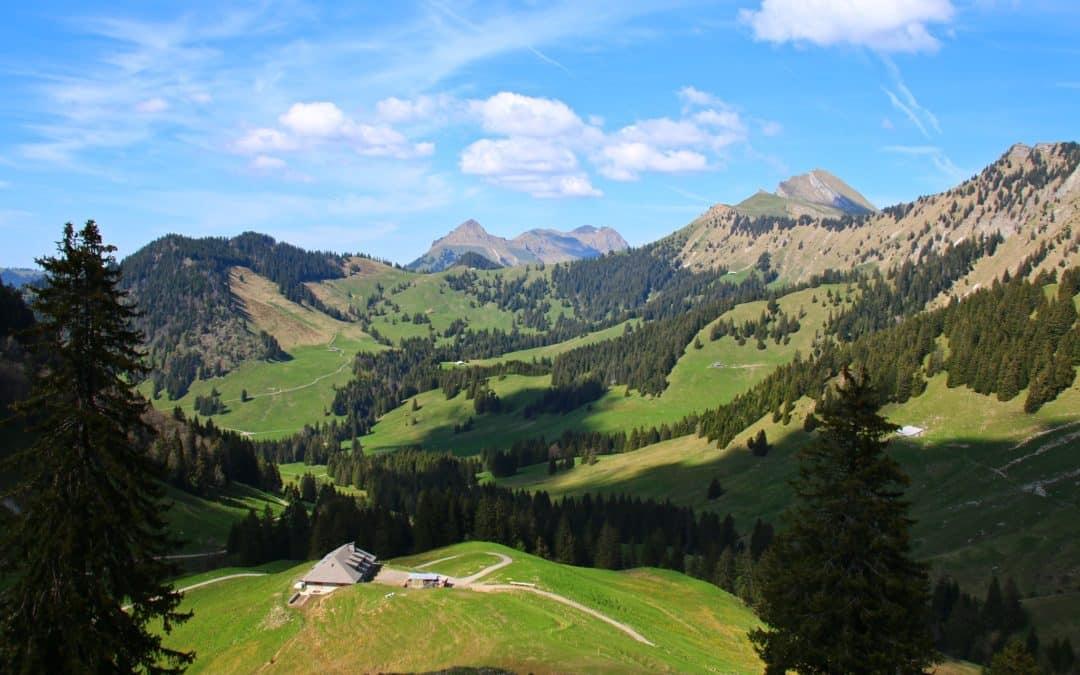 Séjour de vacances 2021 aux Paccots à Fribourg